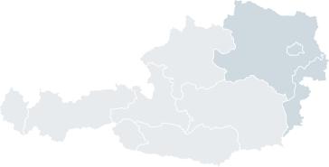 Einzugsgebiet Burgenland Österreich